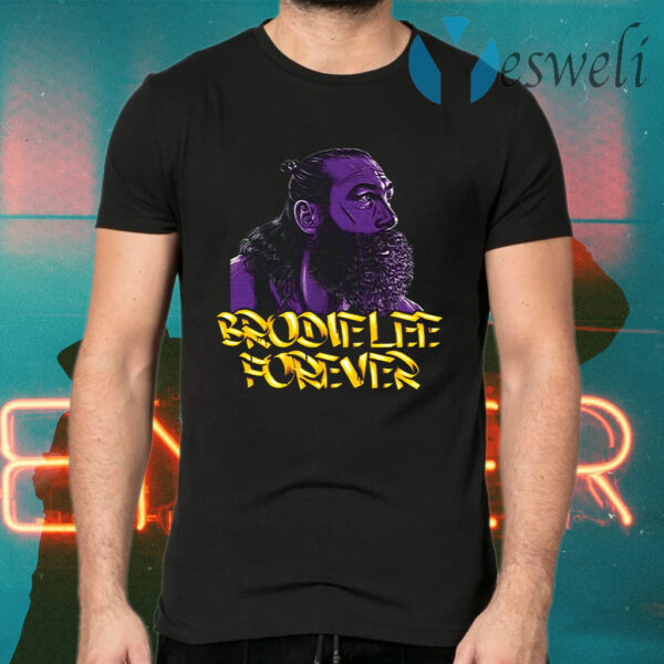 Brodie Lee forever T-Shirts