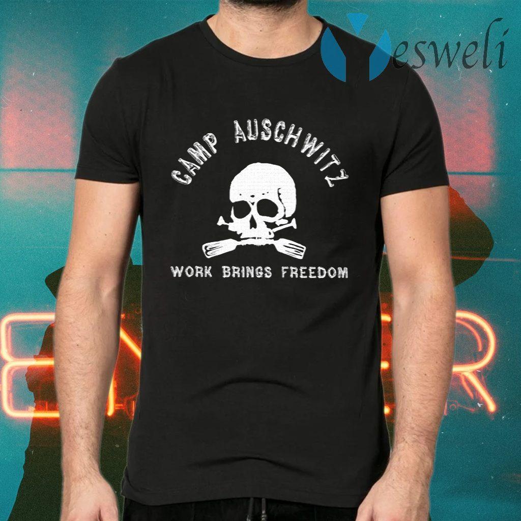 Camp Auschwitz T-Shirts