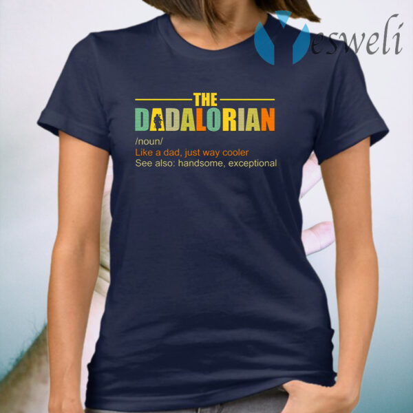 Dadalorian T-Shirt