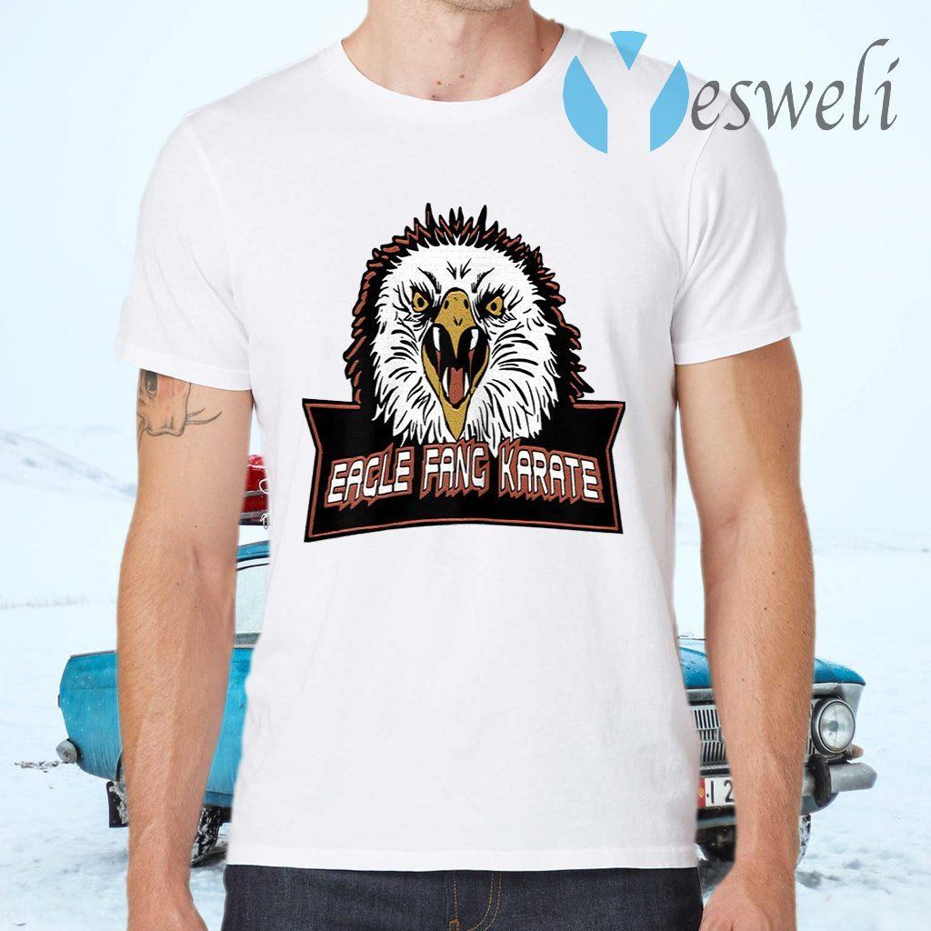 Eagle Fang Karate T-Shirts