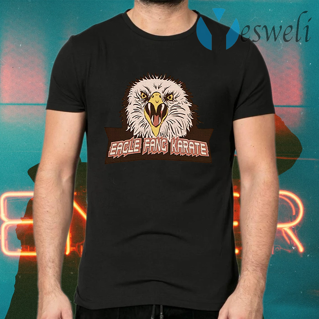 Eagle Fang Karate T-Shirts
