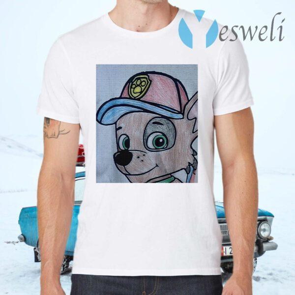 Friendly fox T-Shirts