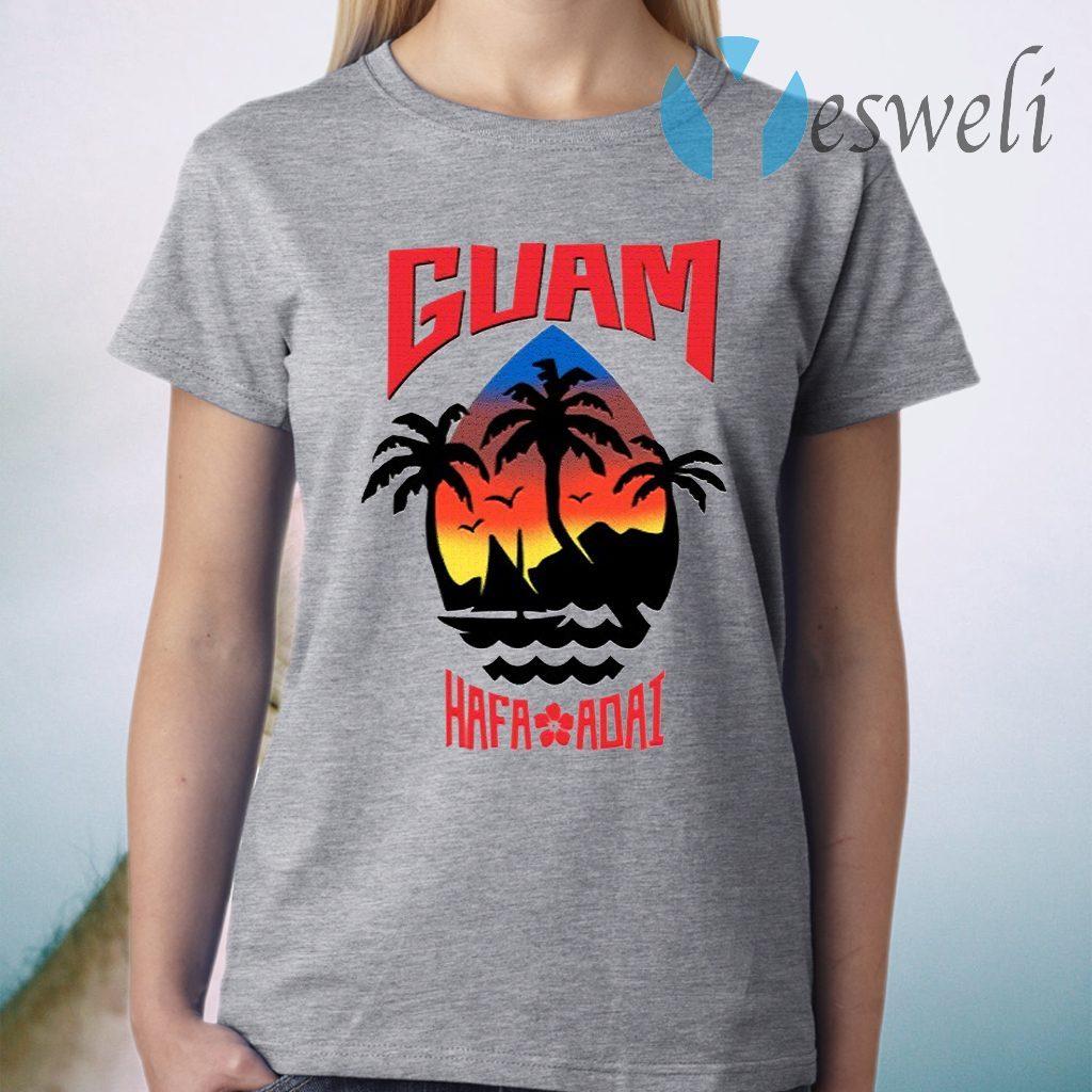 Guam Island T-Shirt