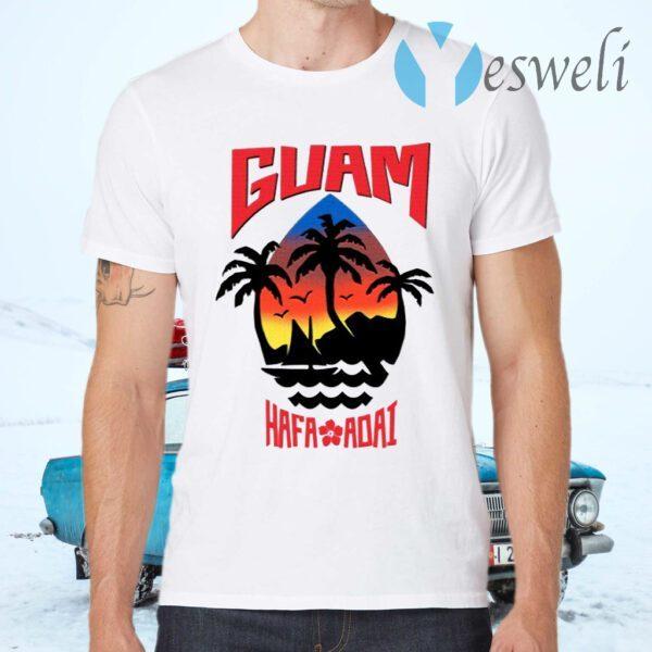 Guam Island T-Shirts