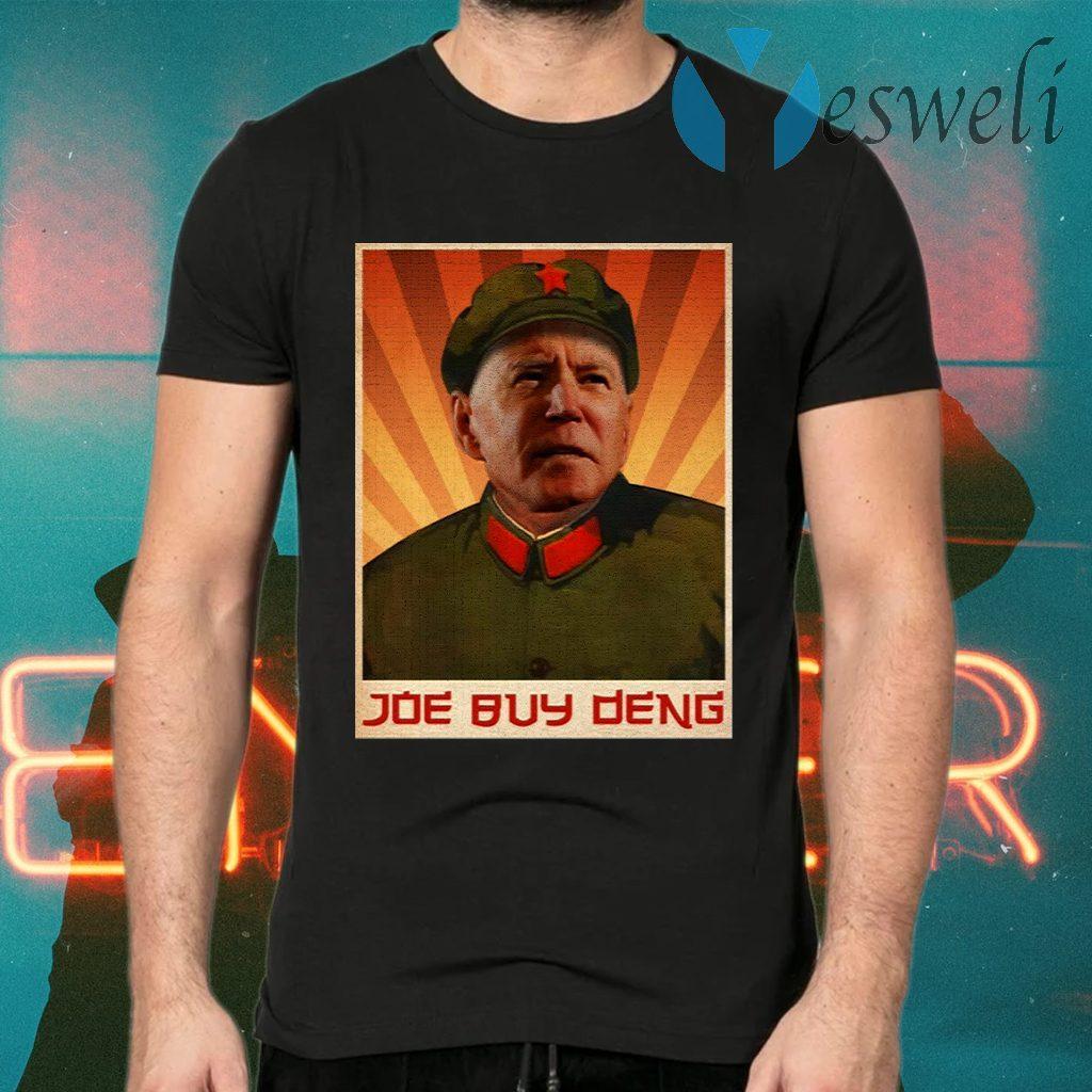 Joe Buy Deng Meme Joe Biden Beijing China T-Shirts