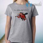 Kaido I Will Break Your Spirit T-Shirt