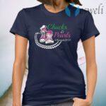 Kamala Harris Chucks and Pearls Aka Sorority 1908 T-Shirt