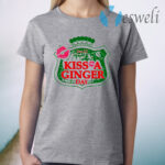 Kiss A Ginger Day Jan 12th T-Shirt