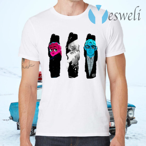 Lore olympus T-Shirts
