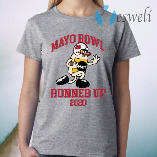 Mayo Bowl Runner Up 2020 T-Shirt