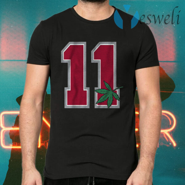 Number eleven T-Shirts