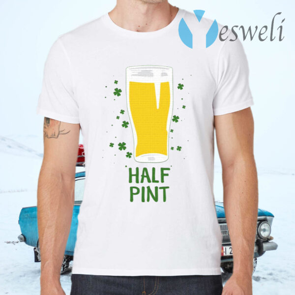 Pint and Half Pint Matching T-Shirts
