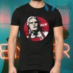 Premium The Witcher Geralt of Rivia FCK KFC T-Shirts