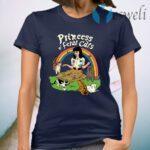 Princess Of Feral Cats T-Shirt