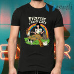Princess Of Feral Cats T-Shirts