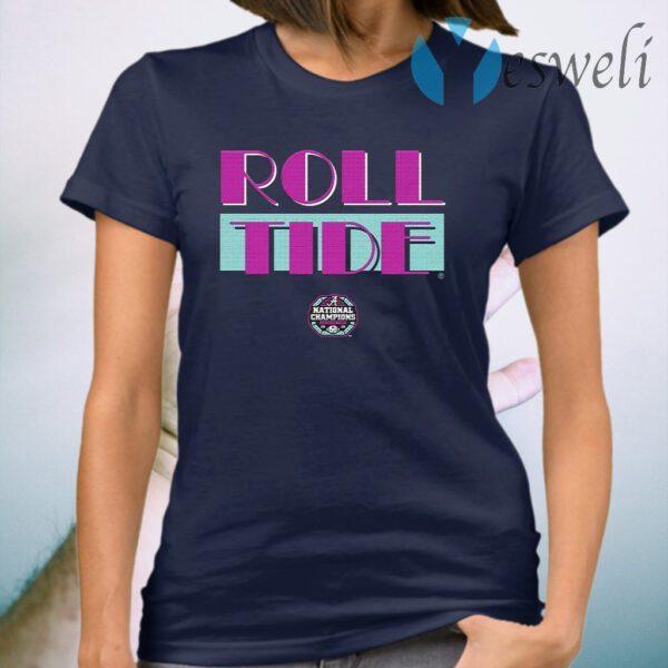 Roll tide miami T-Shirt