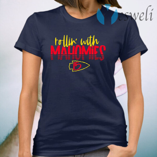 Rollin' With Patrick Mahomes T-Shirt