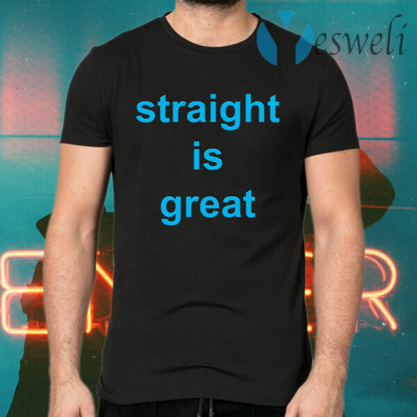 Rupaul Straight Is Great T-Shirts