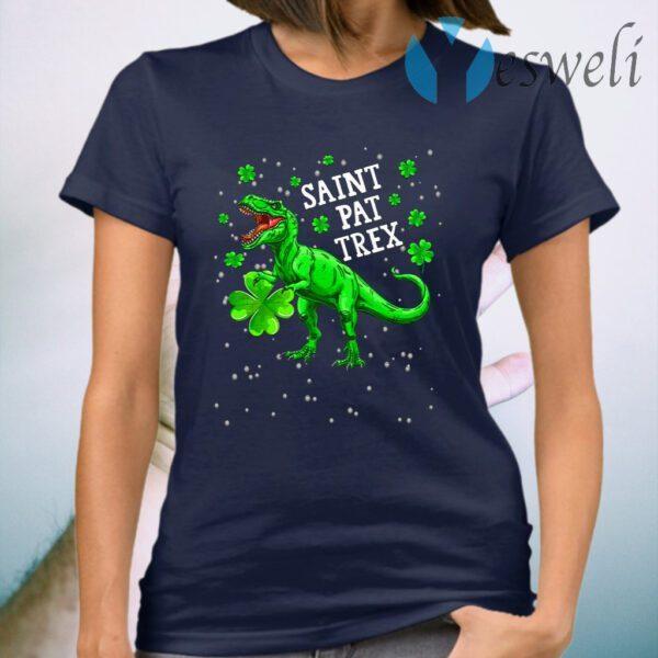 Saint Pat Trex Irish Gaelic T-Shirt