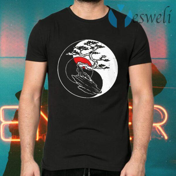 Spirit Soul Yin Yang Bonsai T-Shirts