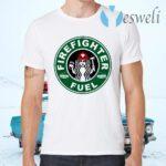 Starbucks Firefighter Fuel T-Shirts