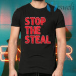 Stop The Steal Trump 2020 Voter Fraud Election T-Shirts