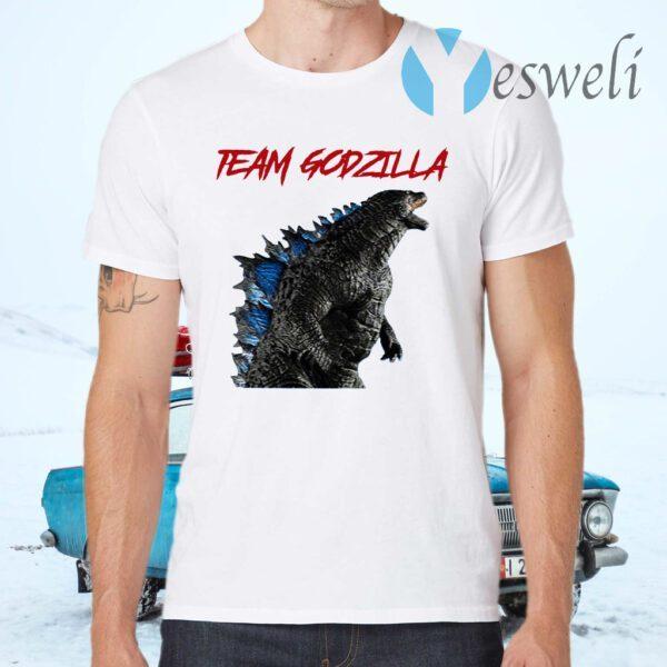 Team Godzilla T-Shirt
