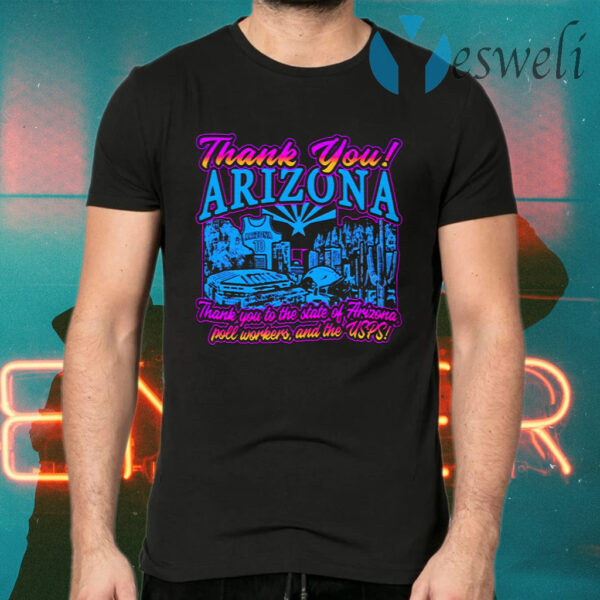 Thank You Arizona T-Shirt