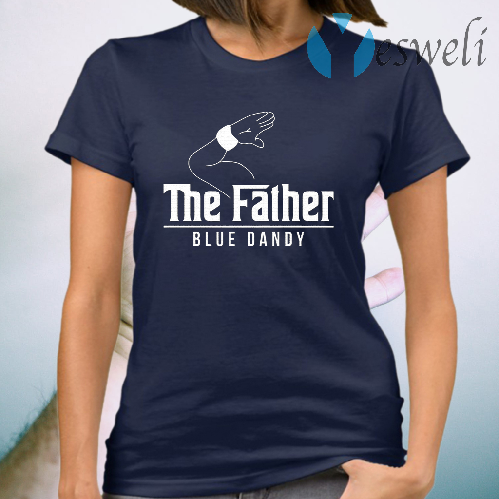 The Father Blue Dandy T-Shirt