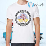 The Strongest Old Women Ride Horse T-Shirts