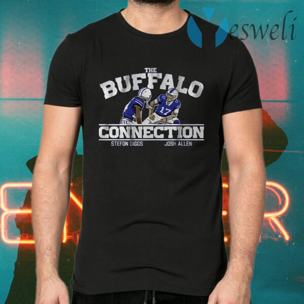 The buffalo connection T-Shirts