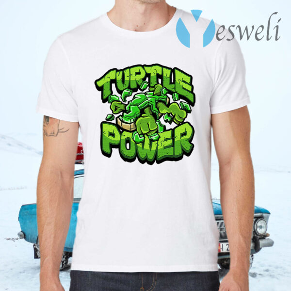 Turtle Power T-Shirts