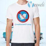 Twitter Donald Trump Account Suspende T-Shirts