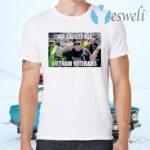 We Salute All Vietnam Veterans T-Shirts