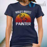 World's Okayest Painter T-Shirt