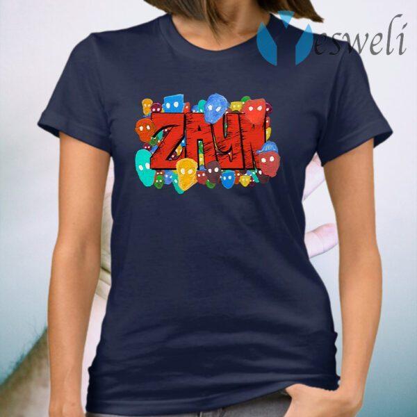 Zayn black T-Shirt