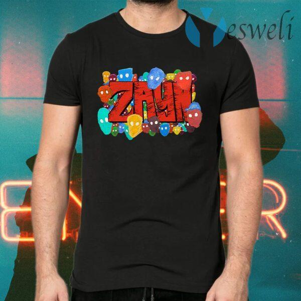 Zayn black T-Shirts