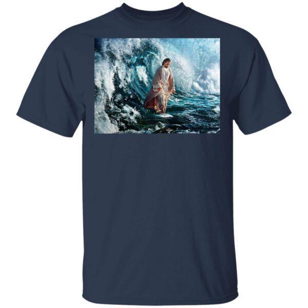 Jesus God He walks on water T-Shirt