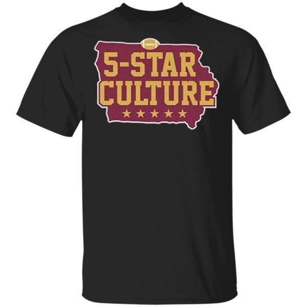 5 star culture T-Shirt