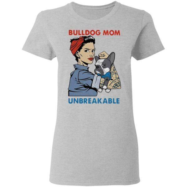 Bulldog Unbreakable Tattoo Women T-Shirt