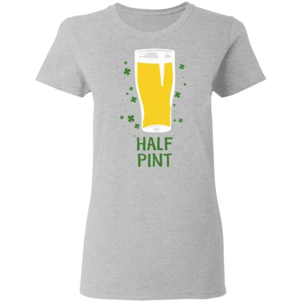 Pint and Half Pint Matching T-Shirt
