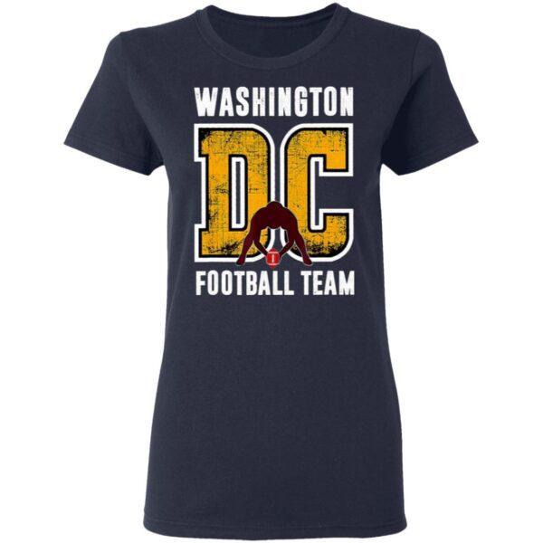 Washington Dc Football Team T-Shirt