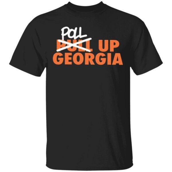 Poll Up Georgia T-Shirt
