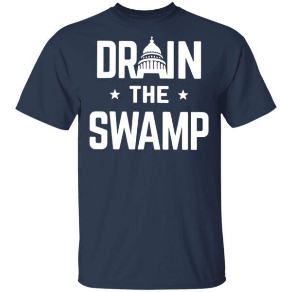 Drain The Swamp T-Shirt