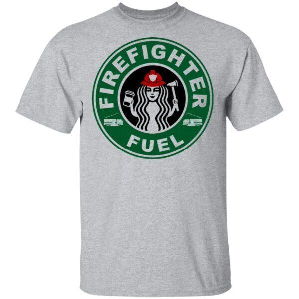 Starbucks Firefighter Fuel T-Shirt