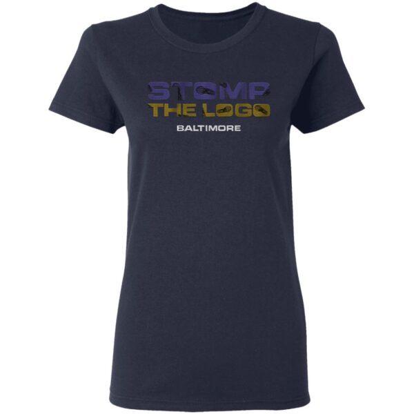 Stomp the logo T-Shirt
