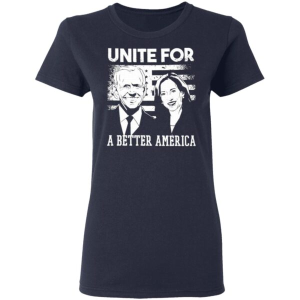Unite For A Better American Flag T-Shirt