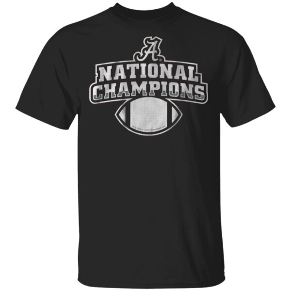 Alabama football diy national champions T-Shirt