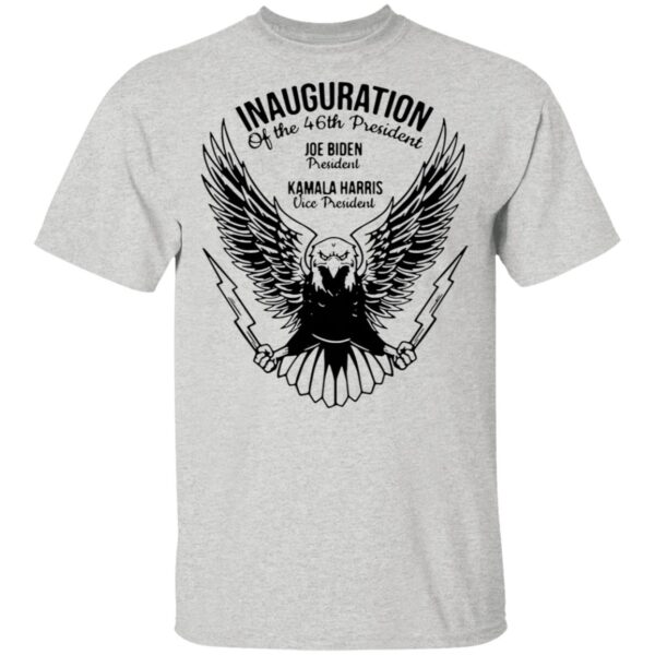 Inauguration of the 46th president Joe Biden president Kamala Harris vice president T-Shirt