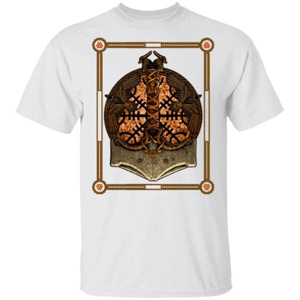 Norse Viking Twin T-Shirt